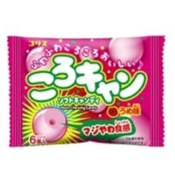 Coris Korocan Soft Candy Plum Taste 6 Pieces