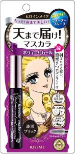 Isehan Heroine Make Volume & Curl Mascara Waterproof Black