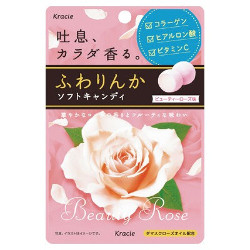 Kracie Fuwarinka Beauty Rose Soft Candy 32g