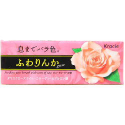 Kracie Fuwarinka Beauty Rose Gum 6 Grains