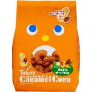Tohato Caramel Corn 3 Kinds Ro...