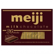 Meiji Milk Chocolate Box 26 Sh...