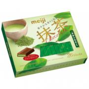 Meiji Matcha Chocolate Box 26 ...