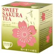 Japan Greentea Sweet Sakura Te...